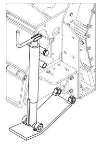 ST.0085.005_2 Slitta post meccanica